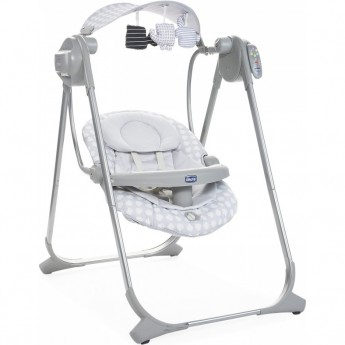 Качели CHICCO POLLY SWING UP, Leaf