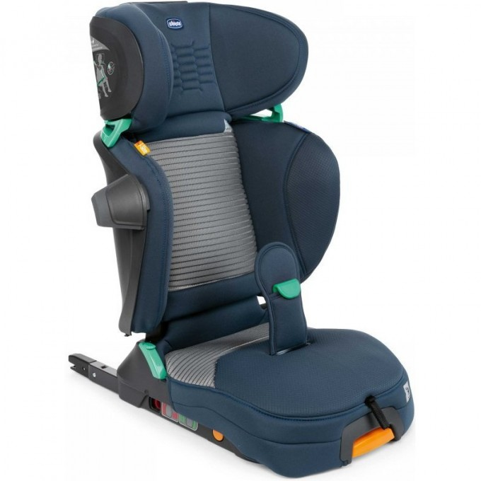 Автокресло CHICCO FOLD&GO I-SIZE AIR, INK AIR 04079338870000