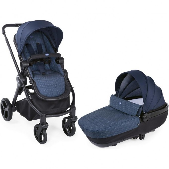 Коляска CHICCO DUO BEST FRIEND, Oxford 04079849790000