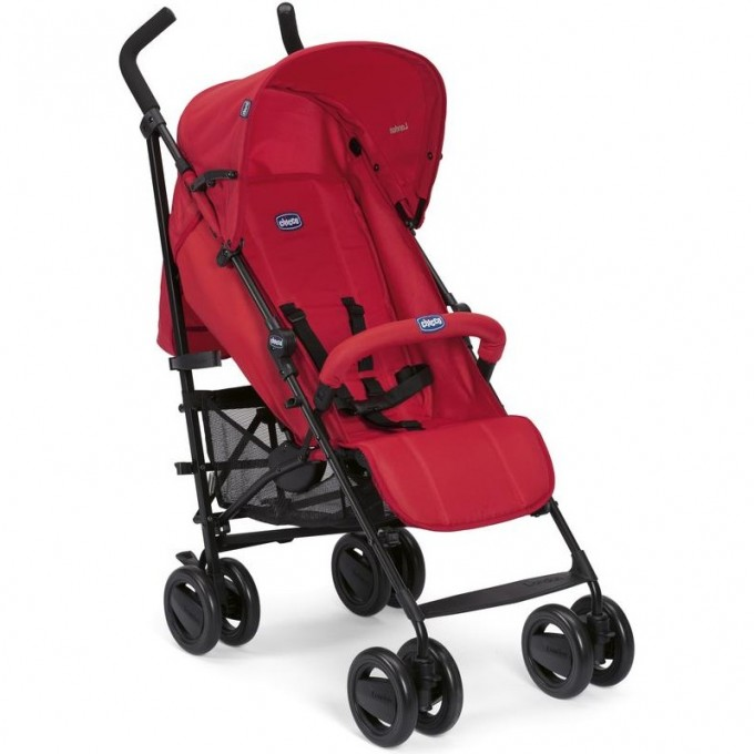Коляска CHICCO LONDON UP, Red Passion 07079258640000